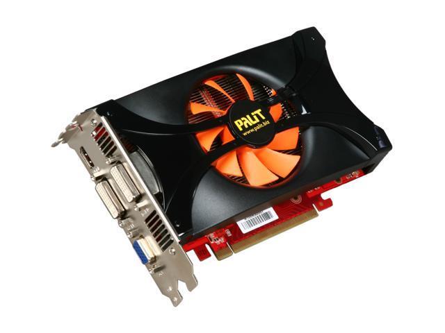 Palit NE5X460HF1102 GeForce GTX 460 (Fermi) Sonic Platinum Overclocking Edition 1GB 256-bit GDDR5 PCI Express 2.0 x16 HDCP Ready SLI Support Video Card