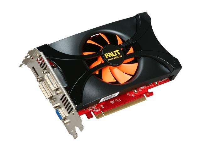 Palit NE5X460SF1142 GeForce GTX 460 (Fermi) Sonic 2GB 256-bit GDDR5 PCI Express 2.0 x16 HDCP Ready SLI Support Video Card