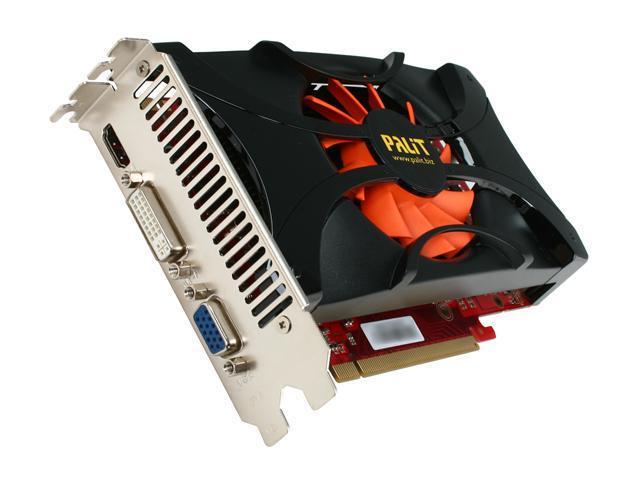 Palit GeForce GTX 460 SE (Fermi) DirectX 11 NE5X460EFHD02 1GB 256-Bit GDDR5 PCI Express 2.0 x16 HDCP Ready SLI Support Video Card