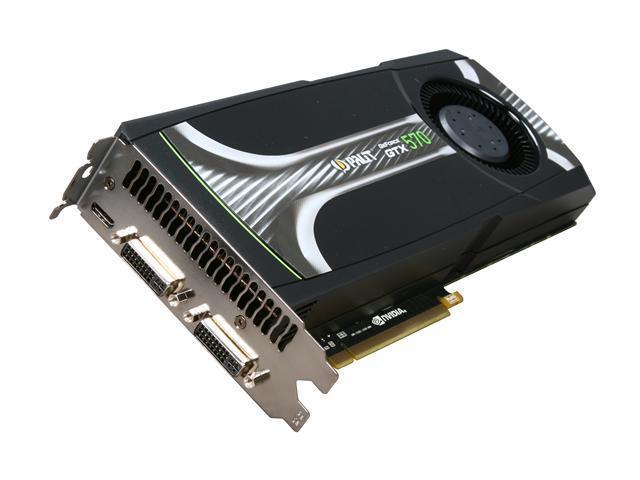 Palit GeForce GTX 570 (Fermi) DirectX 11 NE5X5700F09DA Video Card