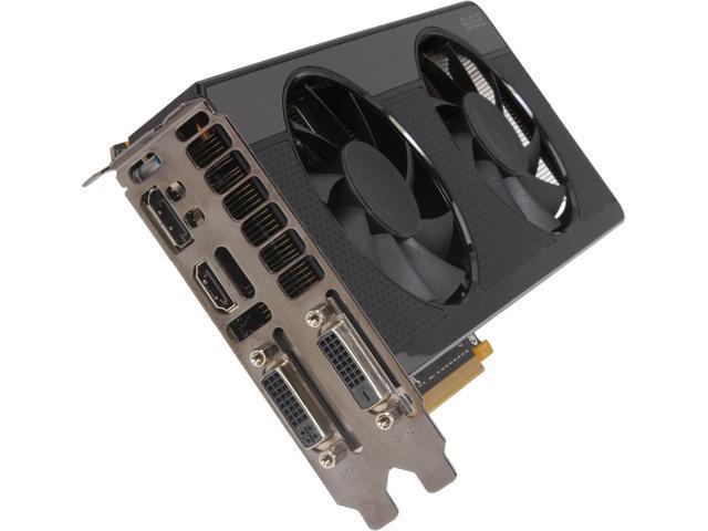 EVGA GeForce GTX 660 DirectX 11 03G-P4-2665-RX 3GB 192-Bit GDDR5 PCI Express 3.0 x16 HDCP Ready SLI Support Video Card