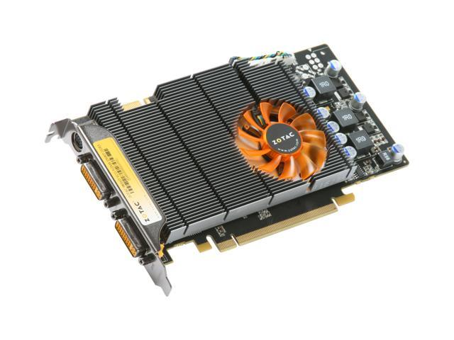 ZOTAC GeForce 9800 GT DirectX 10 ZT-98GES3G-FSL Video Card