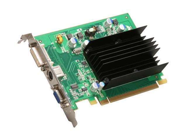 ZOTAC GeForce 7200GS DirectX 9 ZT-72SEG5N-HSL Video Card