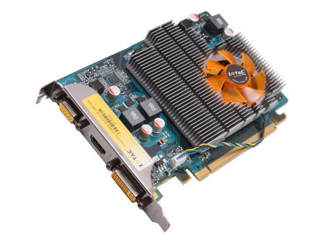 ZOTAC GeForce GT 220 DirectX 10.1 ZT-20203-10L 1GB 128-Bit DDR2 PCI Express 2.0 x16 HDCP Ready Video Card