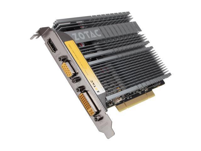 ZOTAC GeForce GT 430 (Fermi) DirectX 11 ZT-40605-10L Video Card