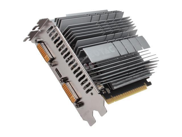 ZOTAC GeForce GT 430 (Fermi) DirectX 11 ZT-40606-20L 1GB 128-Bit DDR3 PCI Express 2.0 x16 HDCP Ready Video Card