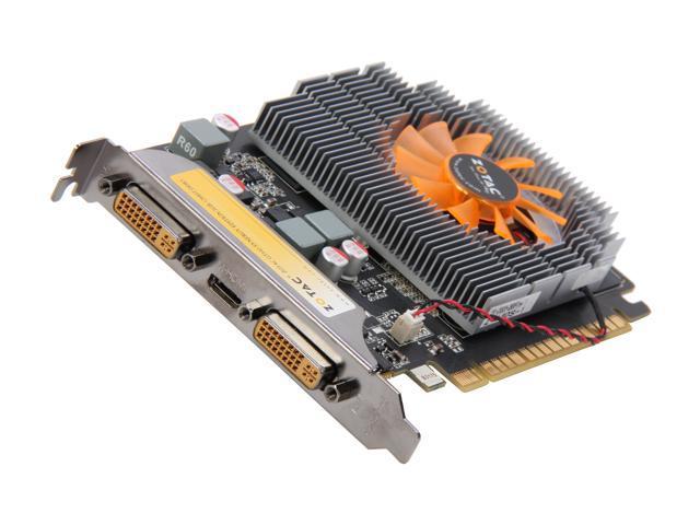 ZOTAC GeForce GT 440 (Fermi) DirectX 11 ZT-40707-10L Video Card
