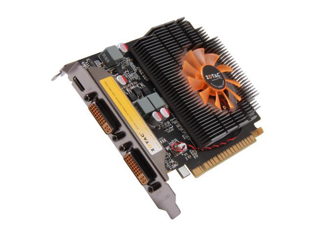 ZOTAC Synergy GeForce GT 430 (Fermi) DirectX 11 ZT-40611-10L Video Card