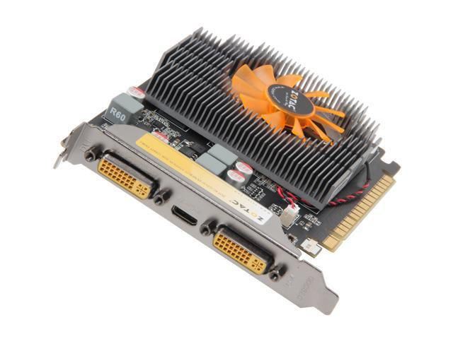ZOTAC Synergy GeForce GT 630 DirectX 11 ZT-60403-10L 2GB 128-Bit DDR3 PCI Express 2.0 x16 HDCP Ready Video Card