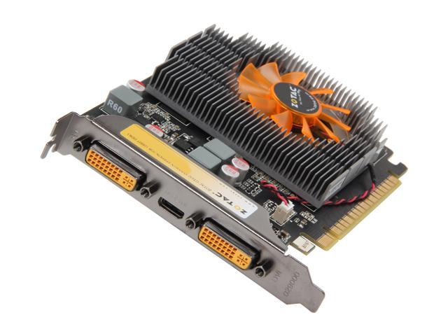 ZOTAC Synergy GeForce GT 630 DirectX 11 ZT-60404-10L 1GB 128-Bit DDR3 PCI Express 2.0 x16 HDCP Ready Video Card