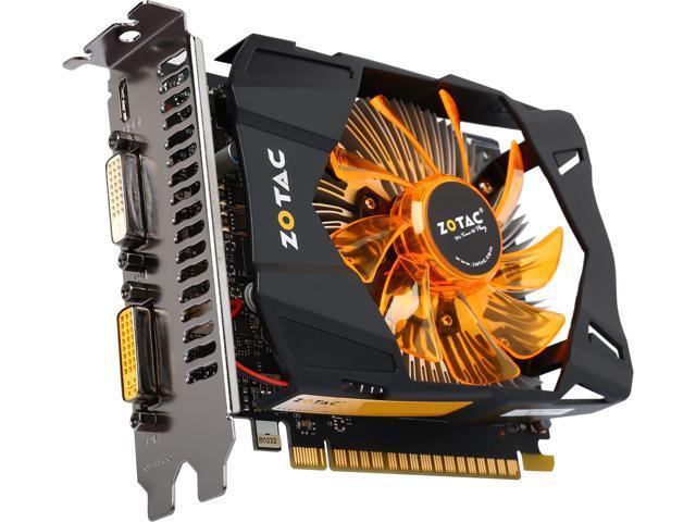 ZOTAC G-SYNC Support GTX 750 ZT-70704-10M Video Card
