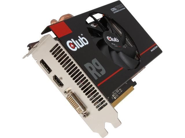 Club 3D '14Series Radeon R9 270 DirectX 11.2 CGAX-R927614 Video Card