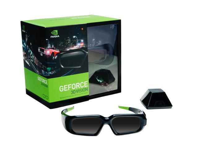 NVIDIA 3D Vision Glasses Kit Model 942107010003001