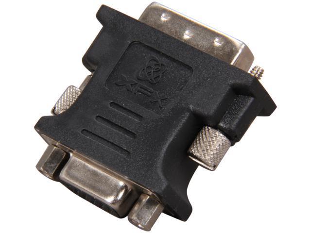 XFX MA-AP01-DV1K DVI Male to VGA Female Adapter