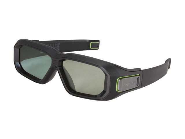 NVIDIA 3D Vision 2 Wireless Glasses Only Model 942-11431-0003-001