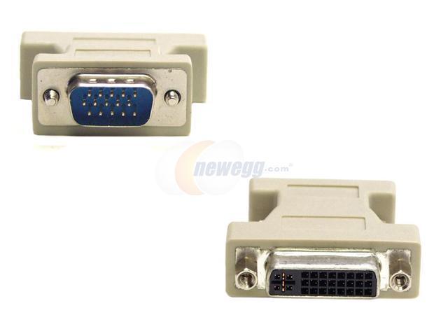 GENERIC 30DV-01300 VGA  to DVI Adapter - OEM