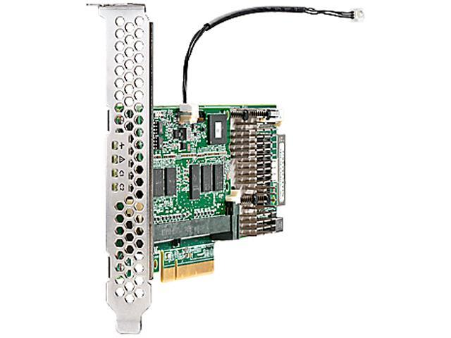 HP Smart Array P440/4GB FBWC 12Gb 1-port Int SAS Controller