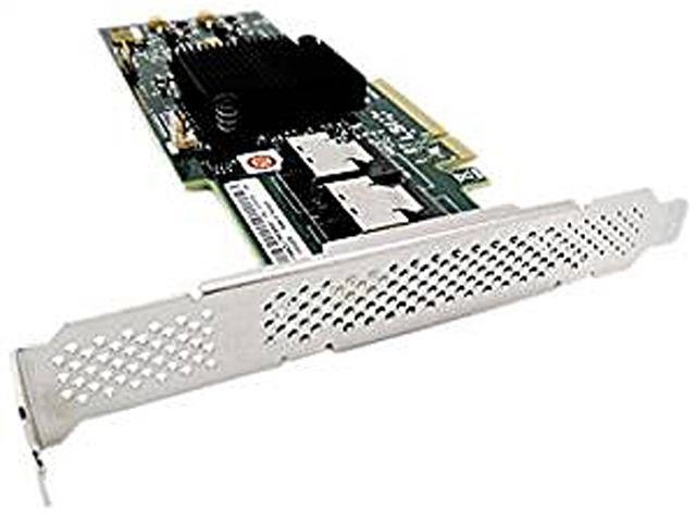 Lenovo 4XC0G88834 Thinkserver Gen 5 Raid 500 Adapter - Storage Controller - 8 Channel - Sata 6Gb/S / Sas 6Gb/S Low Profile - 600 Mbps - Raid 0, 1, 10 - Pcie X8 - For Thinkserver Rd350, Rd450