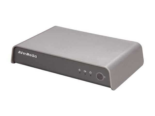 AVerMedia HomeFree AVplus F210 Watch Live TV on iPad
