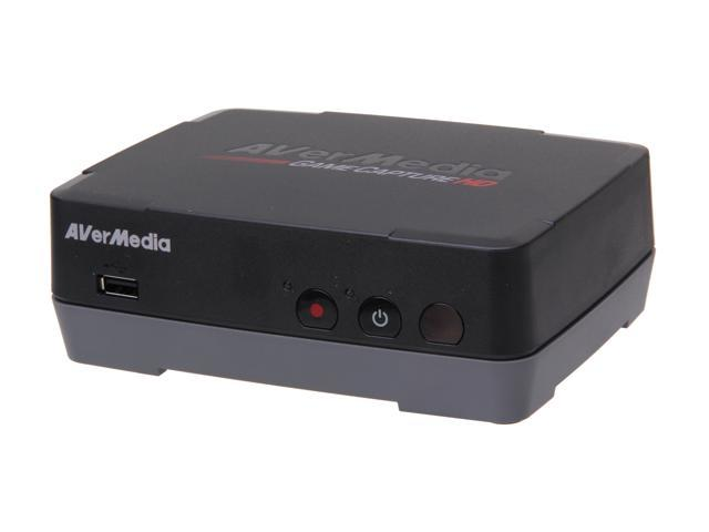 AVerMedia C281 Game Capture HD – Record Xbox 360, PS3 and Wii in real time without a PC!