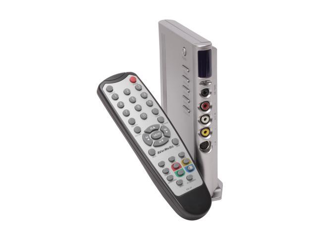 AVerMedia MTVBOXEX9 TV Tuner Box With Remote