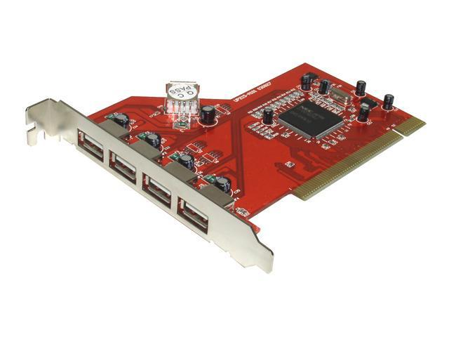 VANTEC PCI to USB2.0 Card Model UGT-PC205