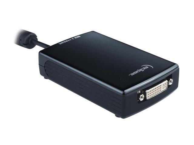 Eclipse UV250 SEE2 Xtreme - USB External DVI/VGA Video Card