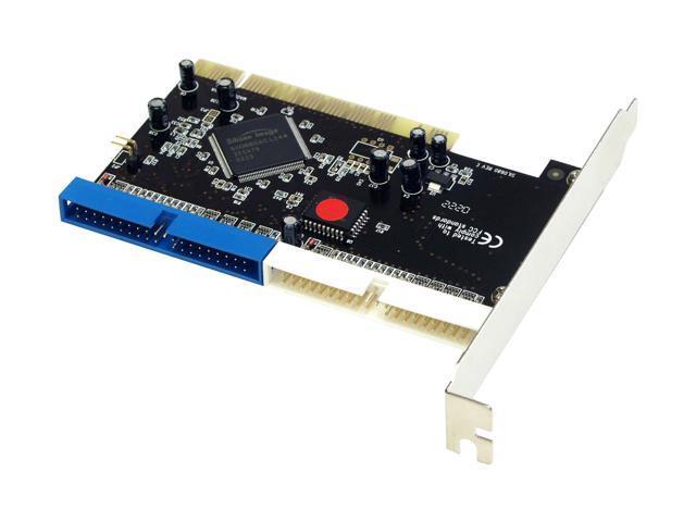 Koutech PIR133 PCI IDE Controller Card