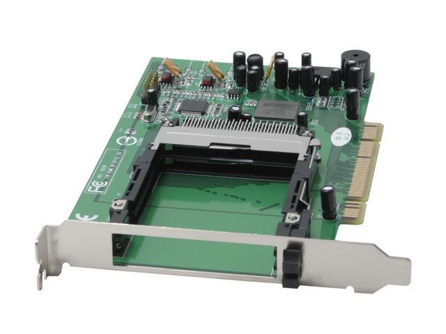 Koutech PCMCIA/CardBus & 1394a Combo PCI Host Controller Model 7003R