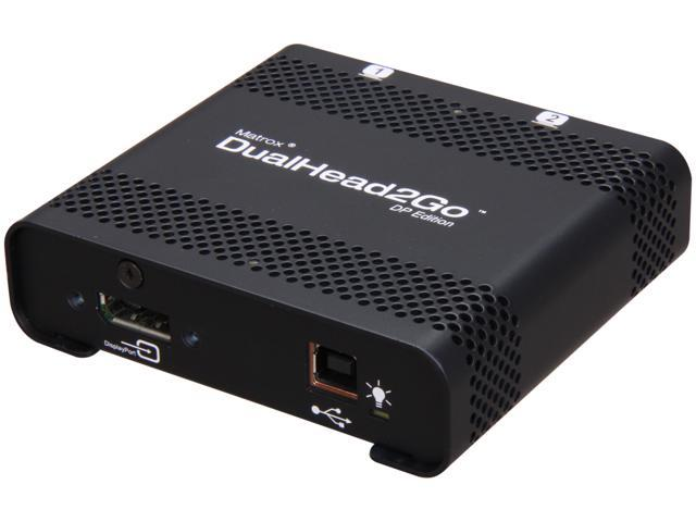 Matrox D2G-DP-MIF DualHead2Go DP Edition