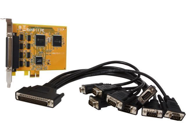 SUNIX Add-On Card Model SER5466H