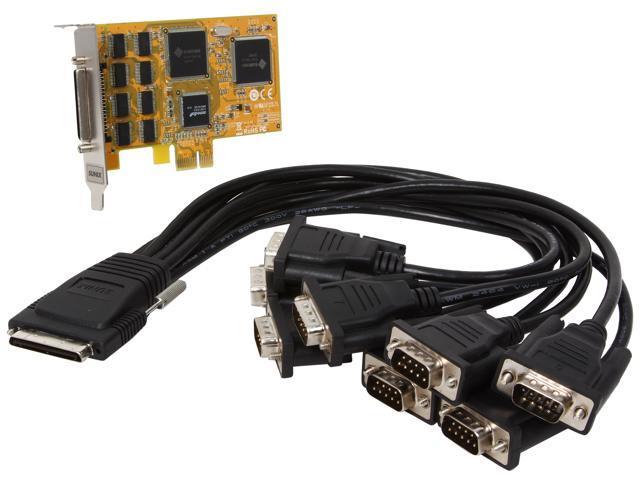 SUNIX Add-On Card Model SER5466HL