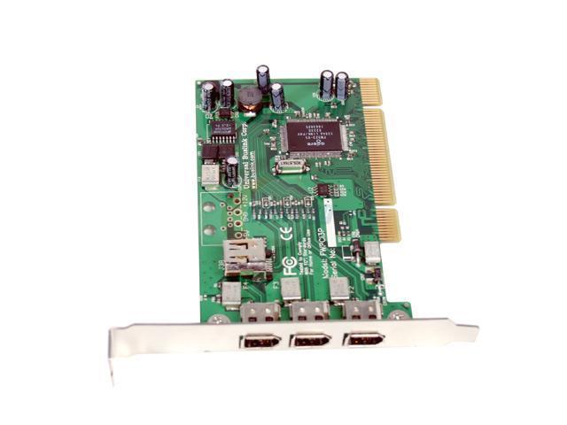 BUSlink Model PCIFW PCI to 1394 Card Add-On Card-Newegg.com