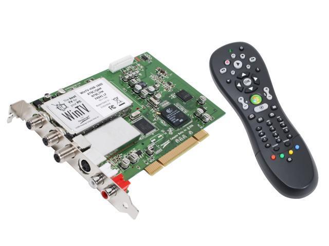 Hauppauge WinTV-HVR-1600 ATSC/ClearQAM/NTSC TV Tuner MC-Kit 1183 PCI Interface