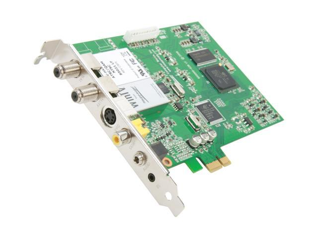 Hauppauge 1129 WinTV-HVR-1850 MC Board Only - White Box (Updated version of 1800 WB) - OEM