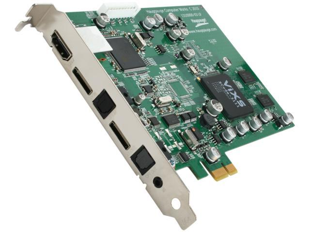 Hauppauge Colossus - Record your high definition video gameplay and TV programs by H.264  for resolution up to 1080i, PCI-Express x1 Interface