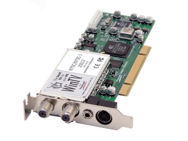 Hauppauge Low Profile TV Tuner Card WINTV-PVR 150MCE-LP PCI Interface