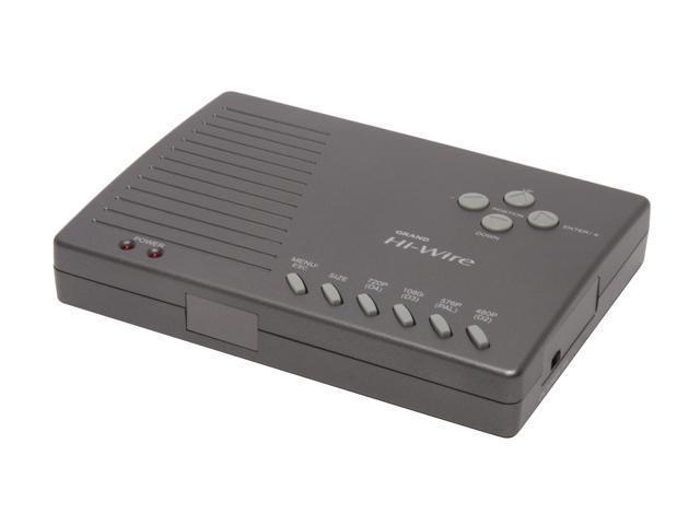 Grandtec USA Hi-Wire Multi-Format VGA to HD Converter GHV-2000 VGA Interface