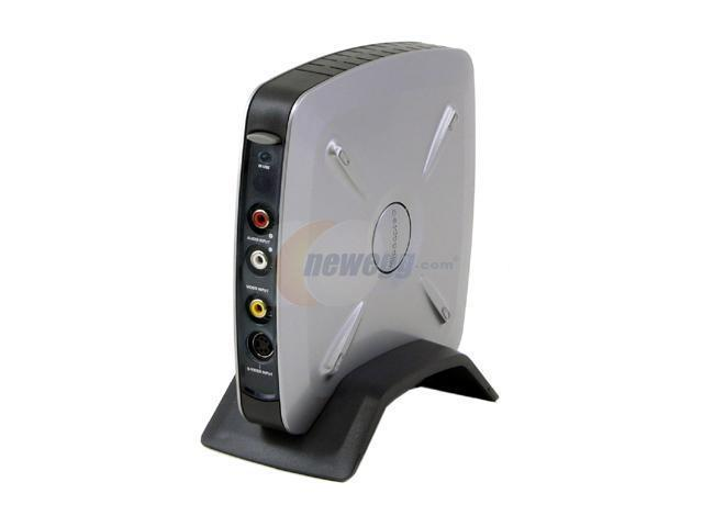Adaptec VideOh!(tm) DVD USB VideOh! DVD Media Center USB 2.0 Edition