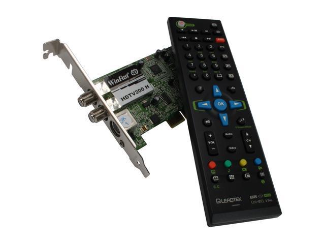 Leadtek HDTV200 H TV TUNER