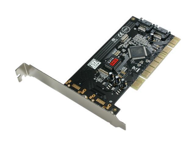 SYBA SD-SATA150R PCI 2.2 SATA Controller Card