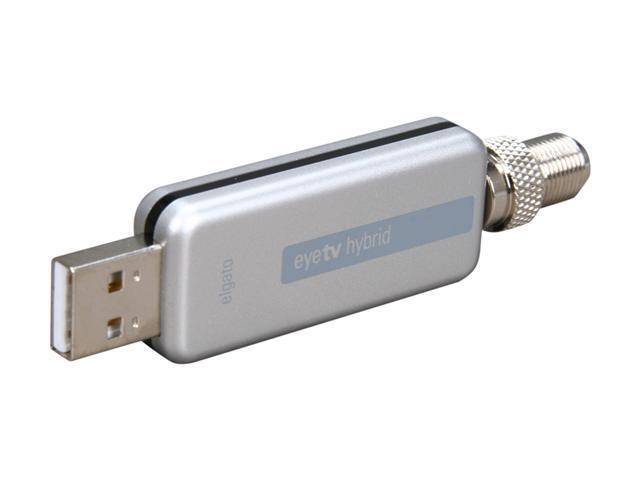 elgato EyeTV Hybrid 2010 EyeTV Hybrid 2010 TV Tuner for Mac or PC