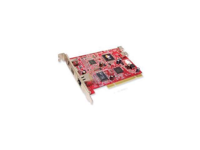 SIIG FireWire 800+GigaLAN Combo Model NN-8G0012-S1