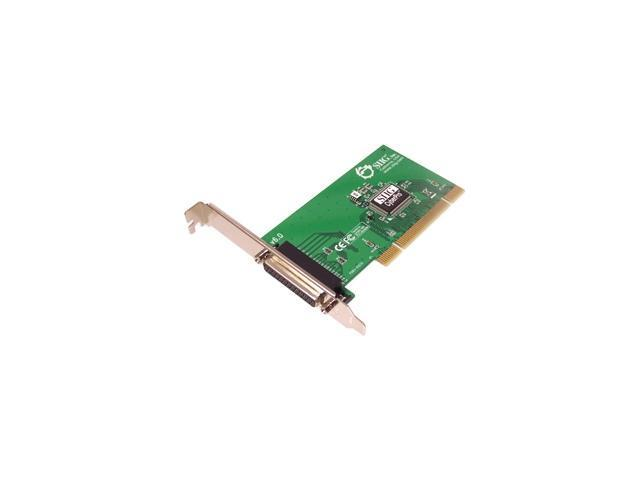 SIIG Single parallel (EPP/ECP) port I/O card Model JJ-P00112-S6