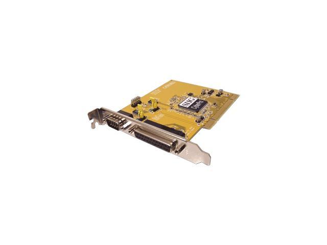 SIIG Two serial (16650) and one ECP/EPP parallel port PCI card Model JJ-P21012-S6