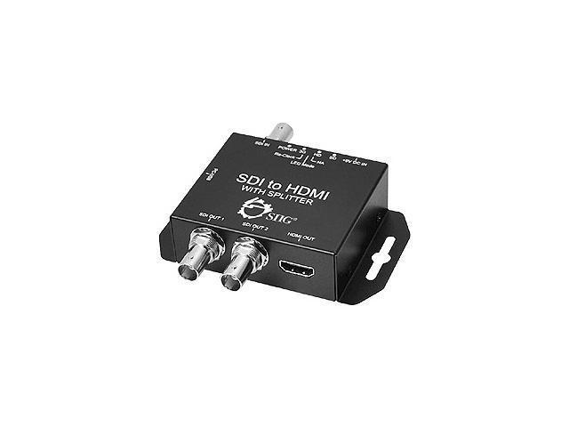 SIIG 3G-SDI to HDMI Converter