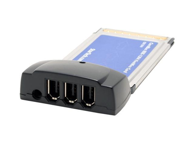 StarTech CB1394 IEEE 1394 PCMCIA Card