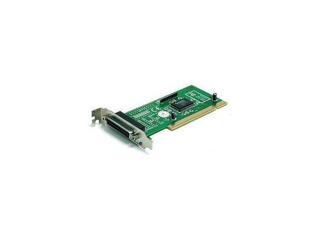StarTech Low Profile 1 Port EPP/ECP Parallel PCI Card Model PCI1P_LP