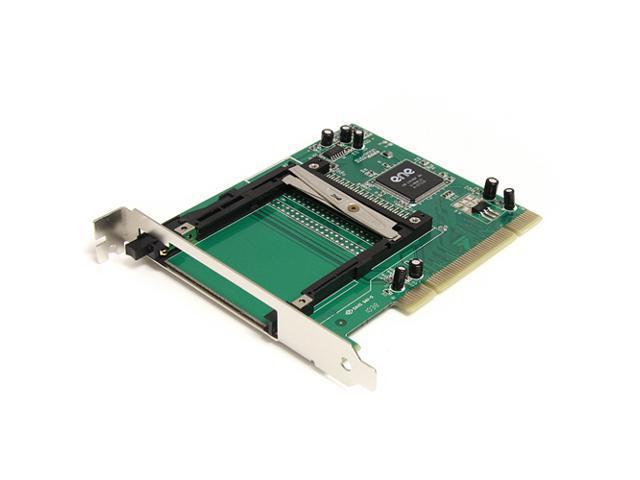 StarTech 1 Port CardBus/PCMCIA to PCI Adapter Model PCI2PCMCIA1E