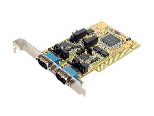 StarTech Add-On Card Model PCI2S232485I